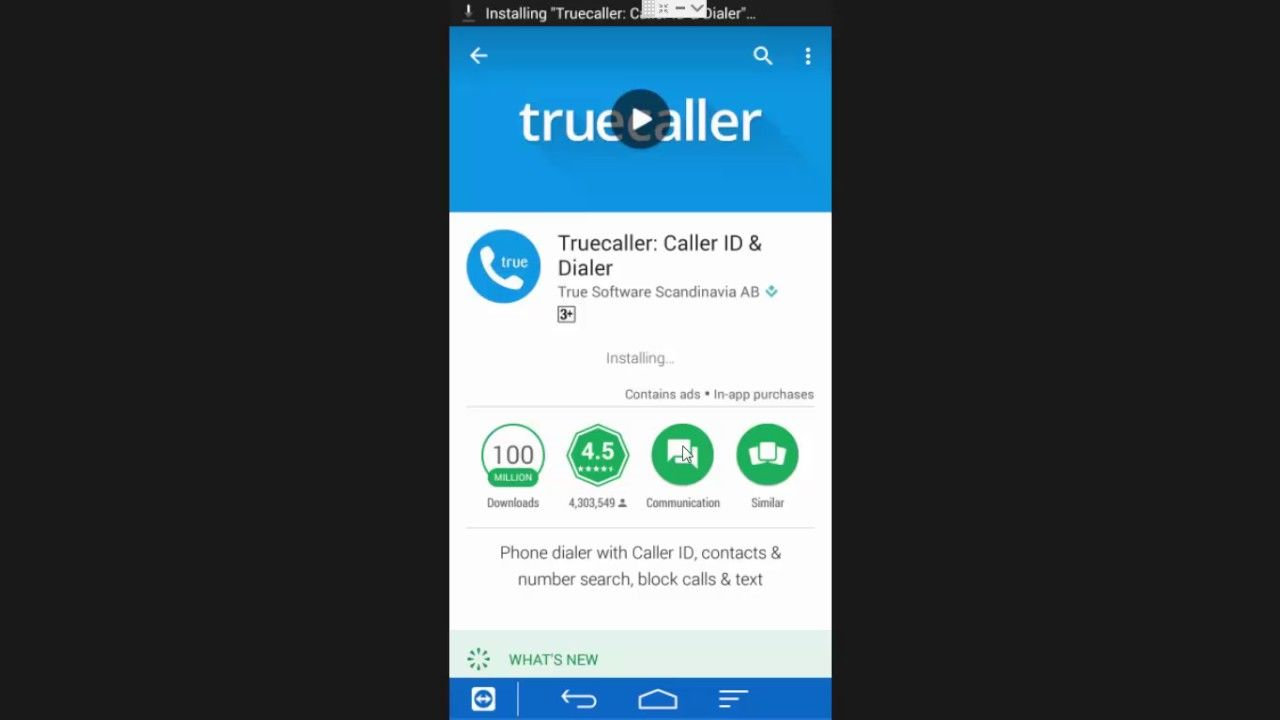 How To Download And Install Truecaller