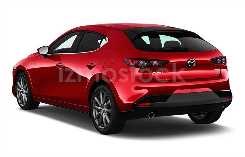 The 2019 Mazda 3 Hatchback Pictures: Fully Redesigned -