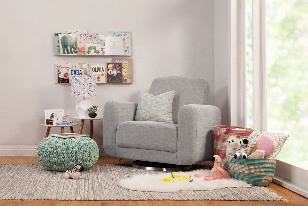 Rocker Glider – An Absolute Must Have Baby Nursery Home Furniture