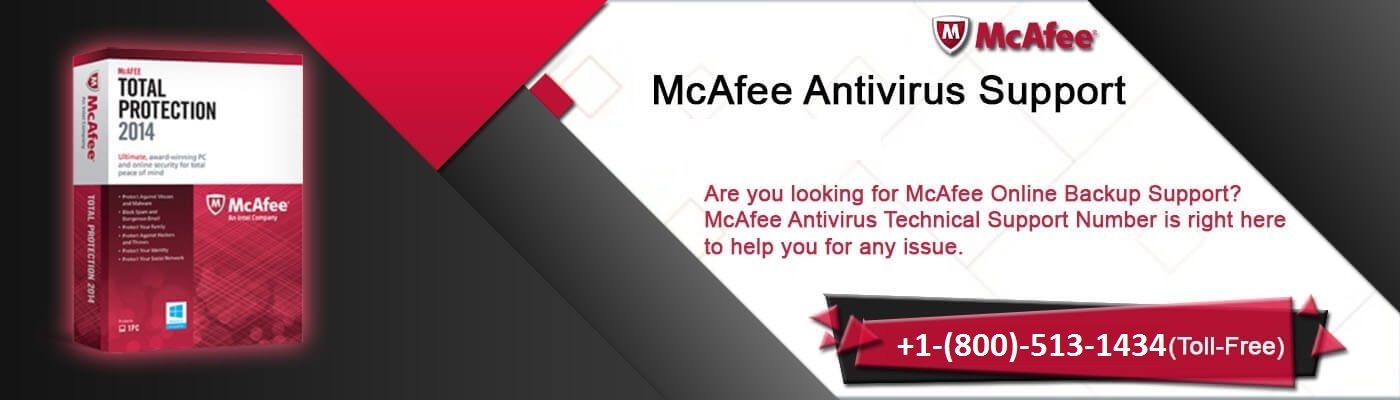 McAfee Customer Service Number+1-(800)-513-1434 | For Help