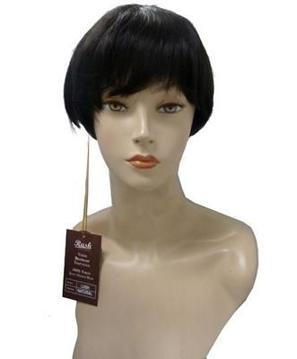 Shop online human hair half wigs in UK