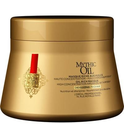 Buy Online Loreal Mythic Oil Masque Thick Hair In UK