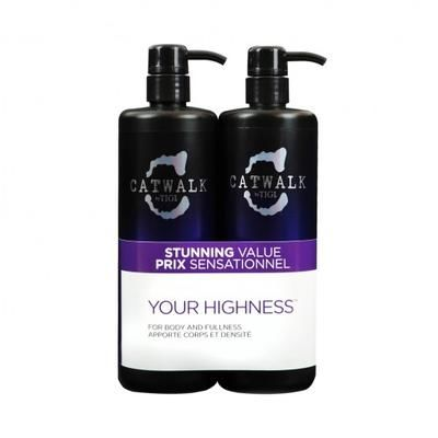 Buy onine Tigi Your Highness Shampoo & Conditioner Duo Pack in UK