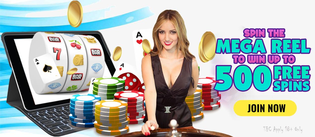 Delicious Slots – up to 500 free spins – mega reel slots – Delicious Slots