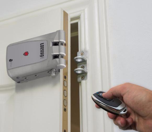 Protección y seguridad empleando la mejor cerradura invisible | Semana Santa Tobarra