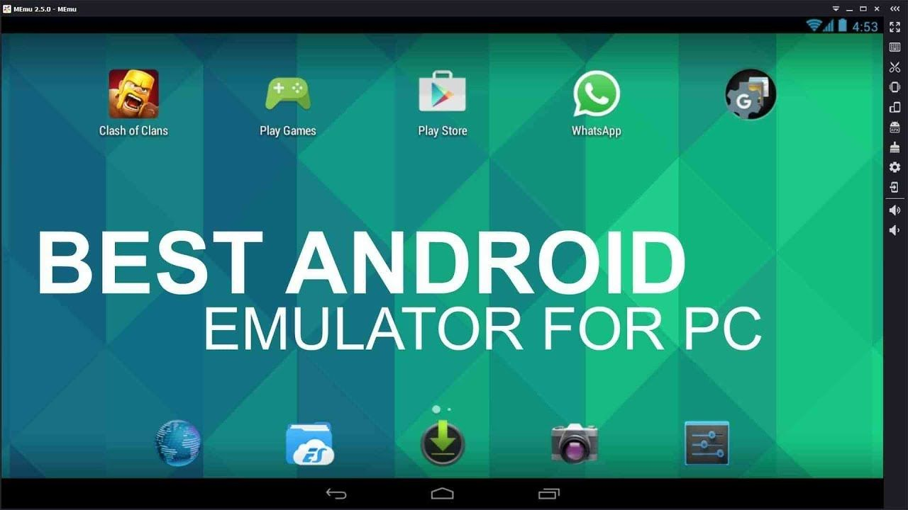 MEmu Free Android Emulator Full Download For Windows and PC