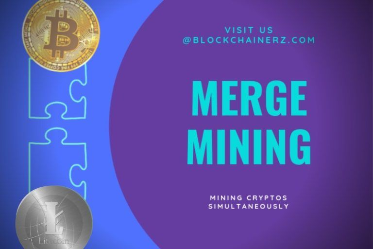 Merged Mining - Mining Cryptos Simultaneously | Blockchainerz