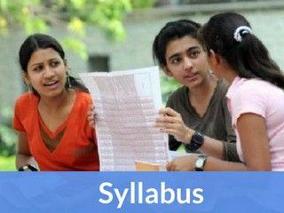 MH CET Law Syllabus 2019