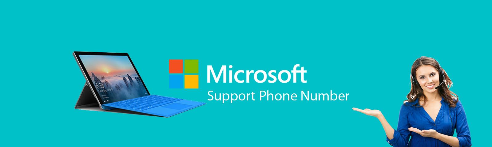 Microsoft Phone Number +1-603-347-8484