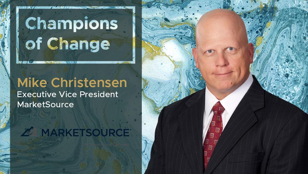 Interview with Mike Christensen, EVP at MarketSource | The Digital Enterprise