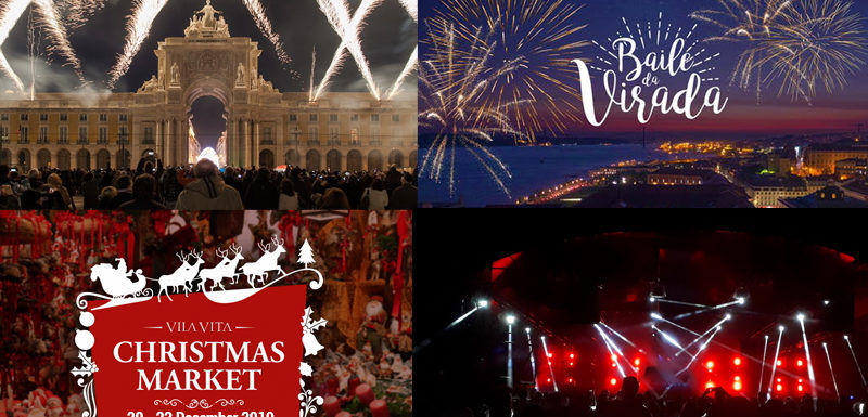 Get a Portugal Visa to relish Christmas and New Year's Eve in Portugal