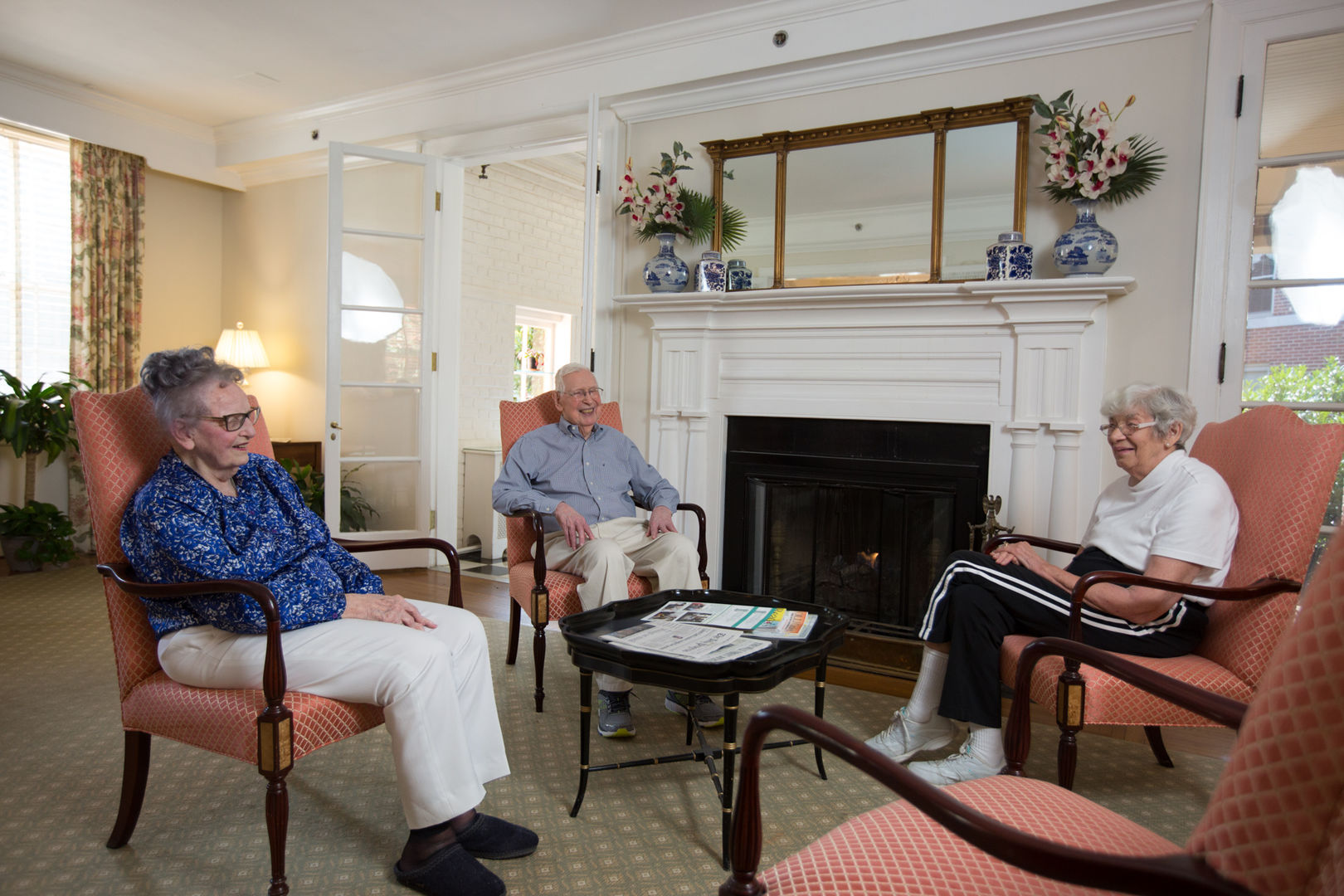 Martha Jefferson House |Senior Living Community | Charlottesville VA Retirement Home