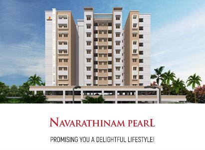 3 BHK Flats in Trivandrum