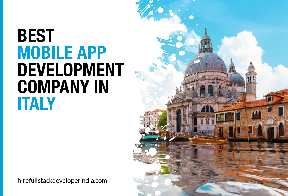 Top Mobile App Development Company in Italy