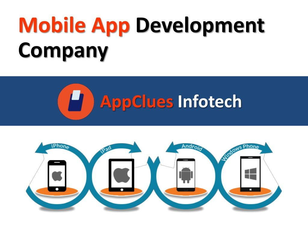 Top Mobile App Development Company – AppClues Infotech