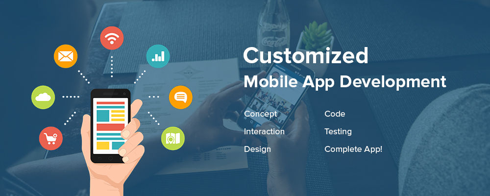 Mobile App Development company in Dubai | Indglobal -