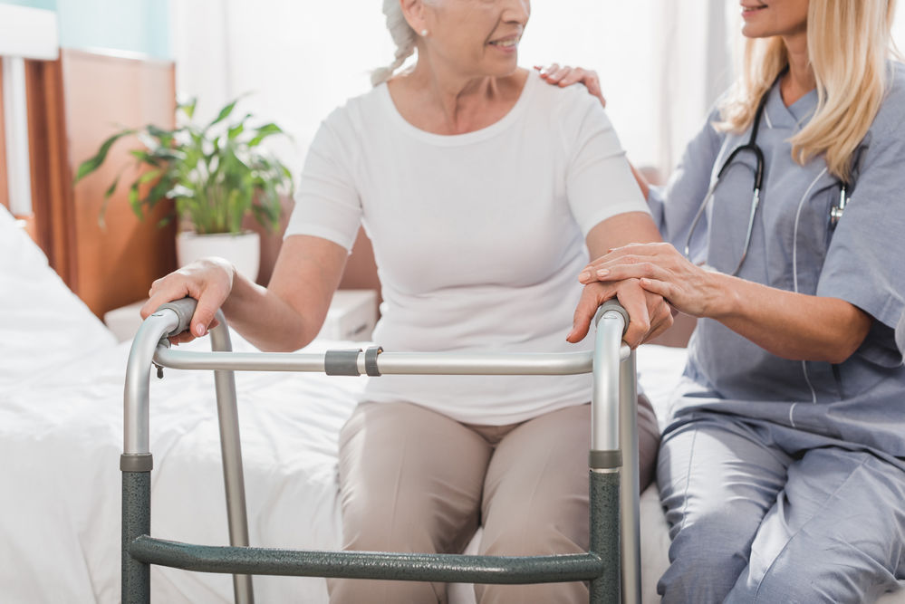 Mobility Equipment In The Care Home