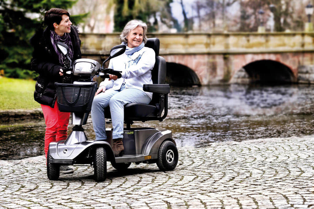 A Guide to Mobility Scooters