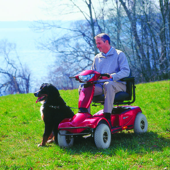 Protection for Mobility Equipment