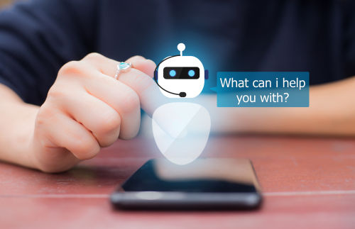How a chatbot development company helps in business?