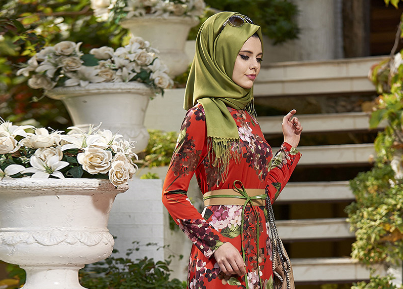 Modern Islamic Fashion added Elegance to Traditional Attires