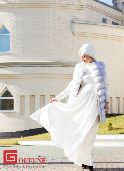 Islamic Fashion Marked Its Gorgeous Impression with Modest Wears