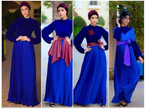 Modest Wear Designer in The Gulf Region Has Big Dreams