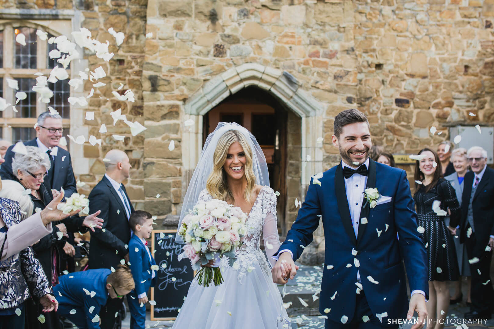 Monsalvat Wedding | Bec + Josh - Shevan J Photography