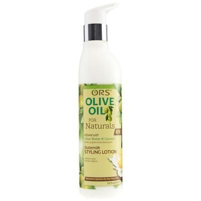 Buy Online in afro hair  Olive Oil Natural Butter Milk Styling Lotion in Uk