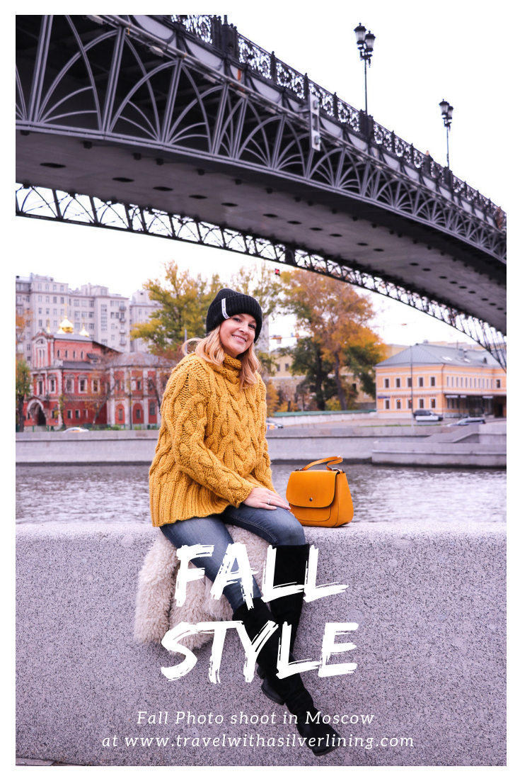 Autumn Fashion Collection For Photoshoot in Moscow
