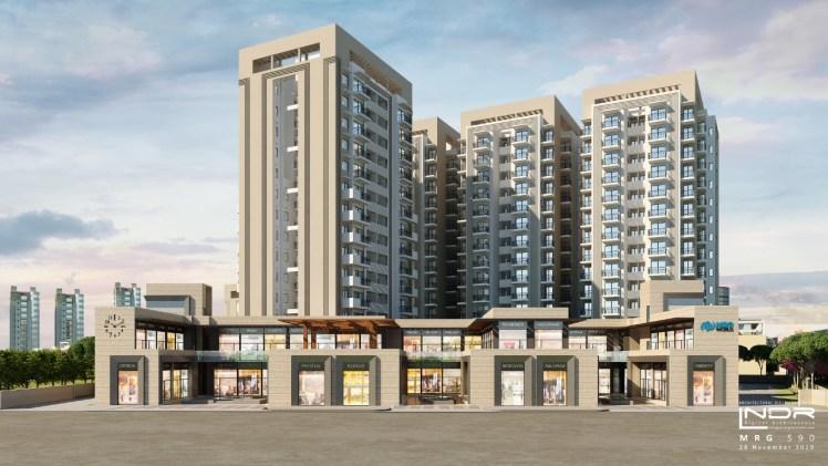 Mrg World Ultimus Sector 90 Gurgaon - 9711414455