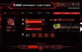 MSI Dragon Center Free Download Full Version For Windows 10,8,7