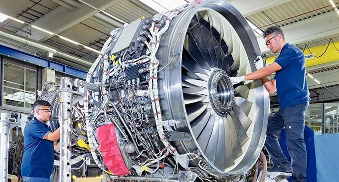 MTU Maintenance, JetBlue Airways sign exclusive V2500 contract   Airlines Engines Third Party Maintenance
