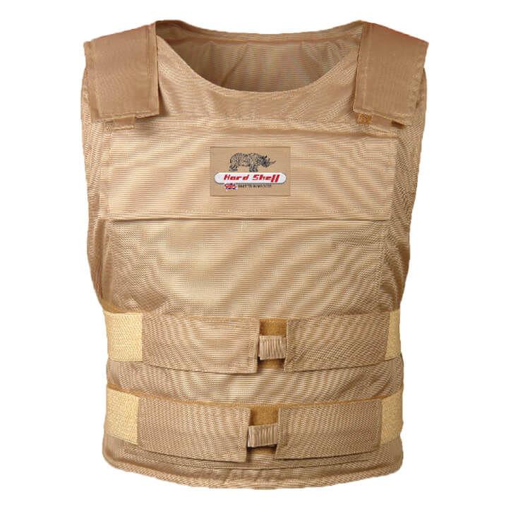 Kevlar Bulletproof Vest for Sale- Hard Shell