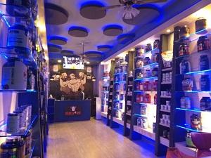 Supplement Store in Crossings Republik