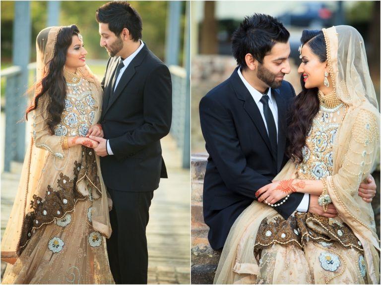 Ifra & Zohaib Muslim Wedding (Nikah)Photoshoot in Sydney RollingCanvas