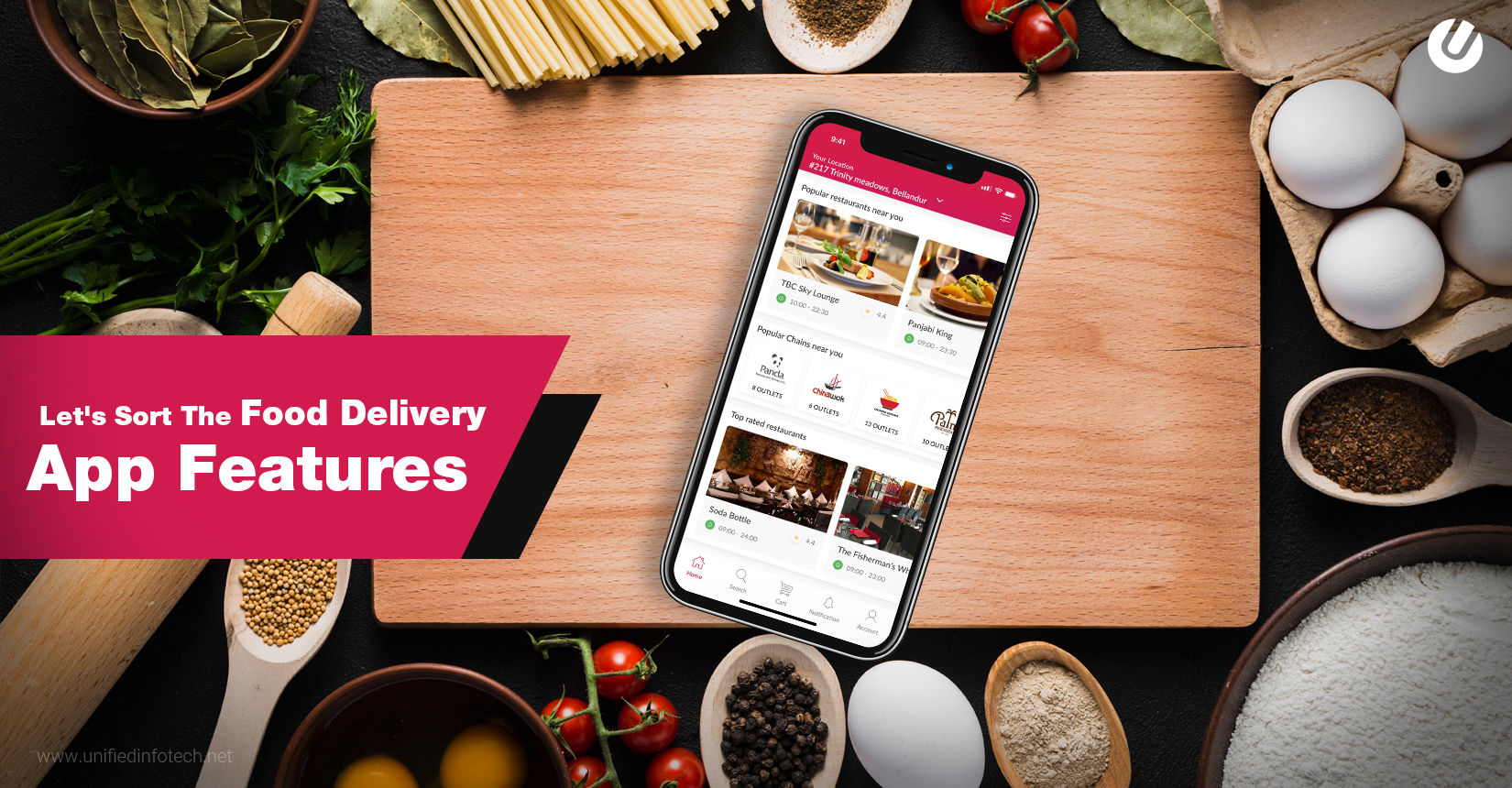 Top Features Of Food Delivery App To Make Your Business Successful
