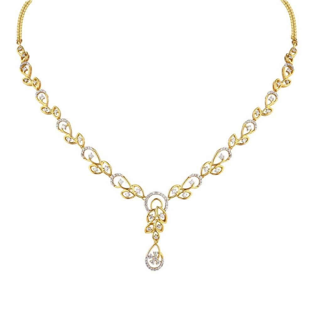 Buy Necklaces Designs Online Starting at Rs.7126 - Rockrush India
