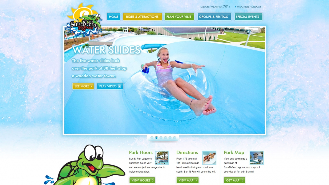 Naples Website Design