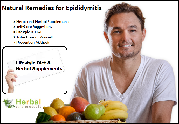 Natural Remedies for Epididymitis | Herbal Treatment for Epididymitis - Herbal Care Products