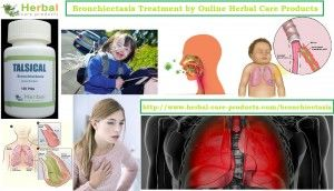 9 Natural Treatment for Bronchiectasis - Herbal Care Products