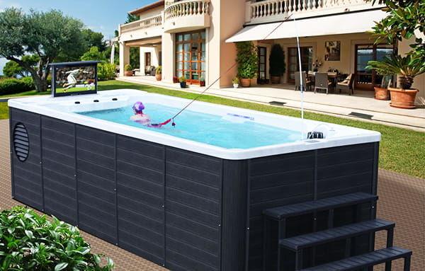Endless Swimming Pool | Swimming Pool Companies - Degaulle
