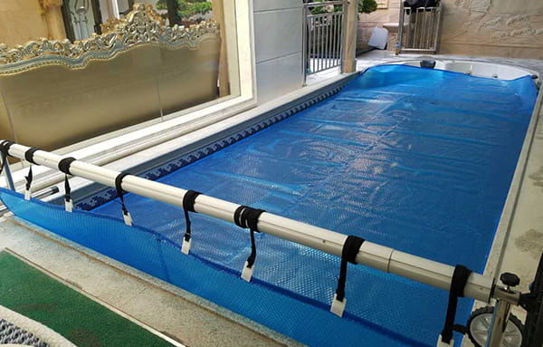 Guangzhou BABYFISH Heated Parent-Child Swimming Pool Project