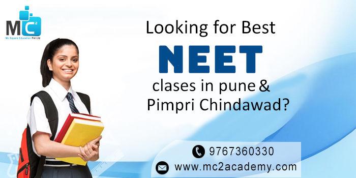 NEET Classes in Pimpri Chinchwad and Pune | MC2 Academy