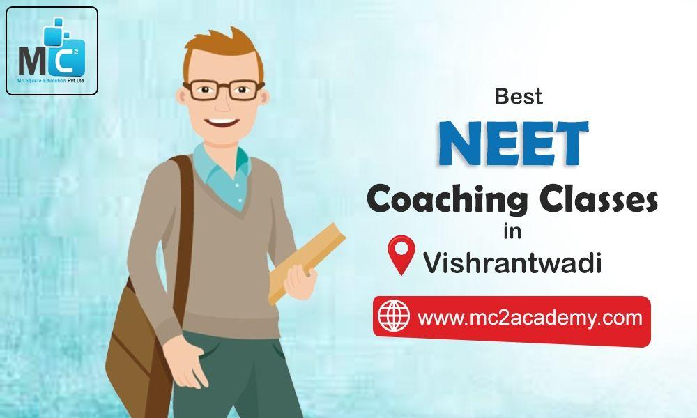 Best NEET Coaching Classes in Vishrantwadi, Pune | Mc2 Academy