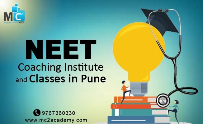 NEET Coaching Institute and Classes in Pune | MC2 Academy