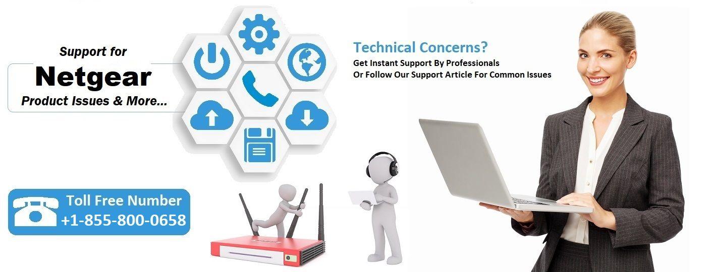 Netgear Support Number +1-855-800-0658 -MCHelper