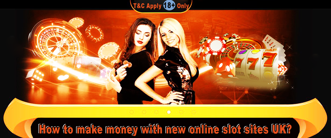 Delicious Slots: How to make money with new online slot sites UK?