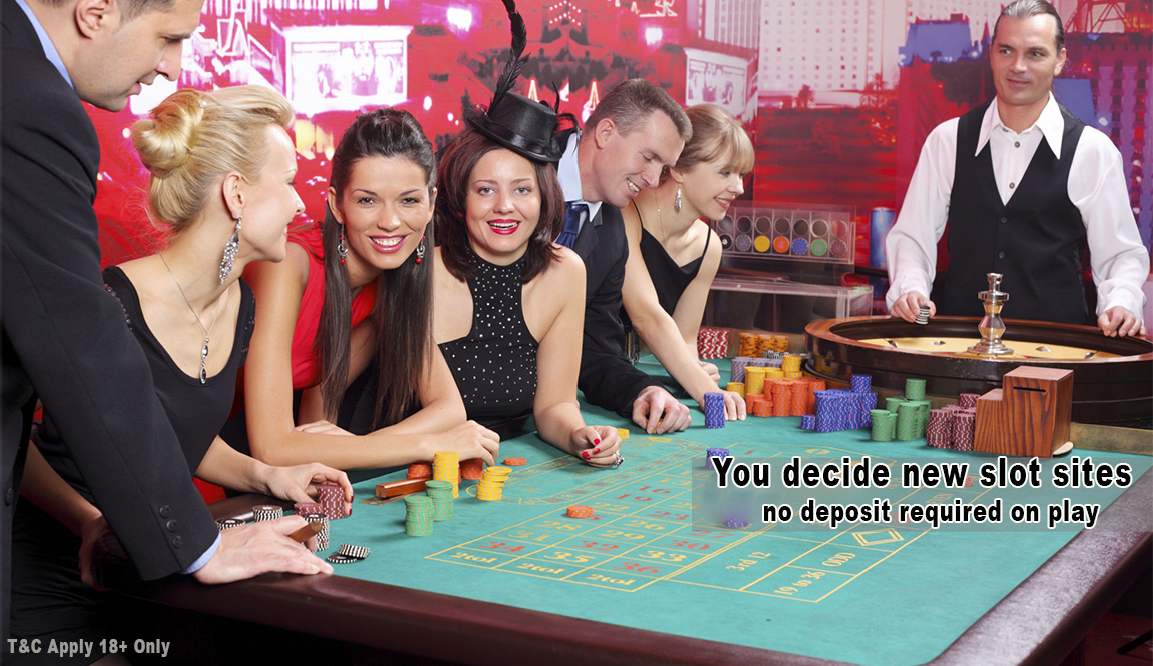 You decide new slot sites no deposit required on play - Delicious Slots