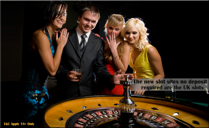 The new slot sites no deposit required are the UK slots | New UK Casino